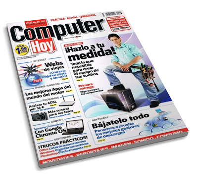 Computer Hoy: ¡Hazlo a tu medida!, 8 Julio 2011