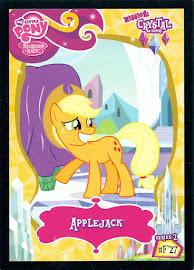 MLP Applejack Series 2 Trading Card