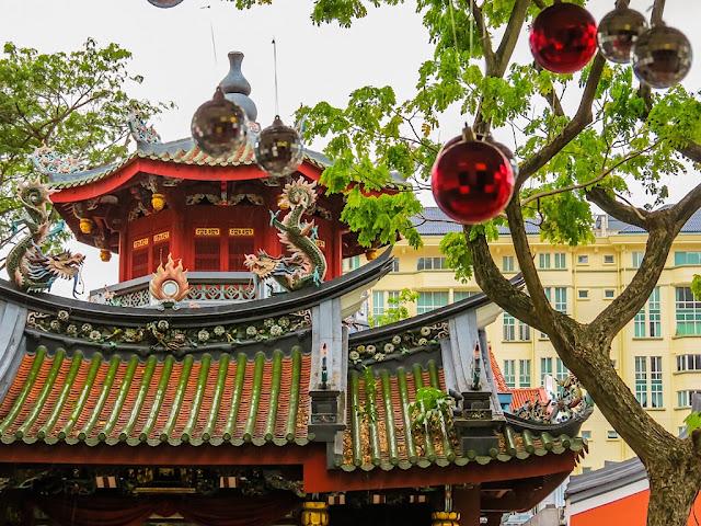 6 tòa nhà lịch sử nổi tiếng ở Singapore