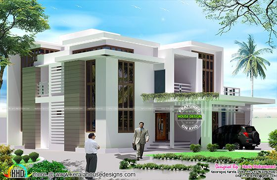 Contemporary house design 2