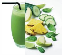 Wagamama Positive Juice