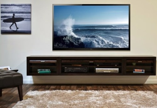 Model Meja Tv Minimalis untuk ruang keluarga