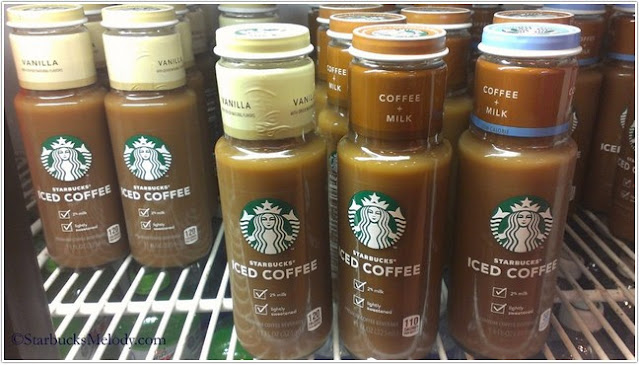 Starbucks Iced Coffee Grocery Store