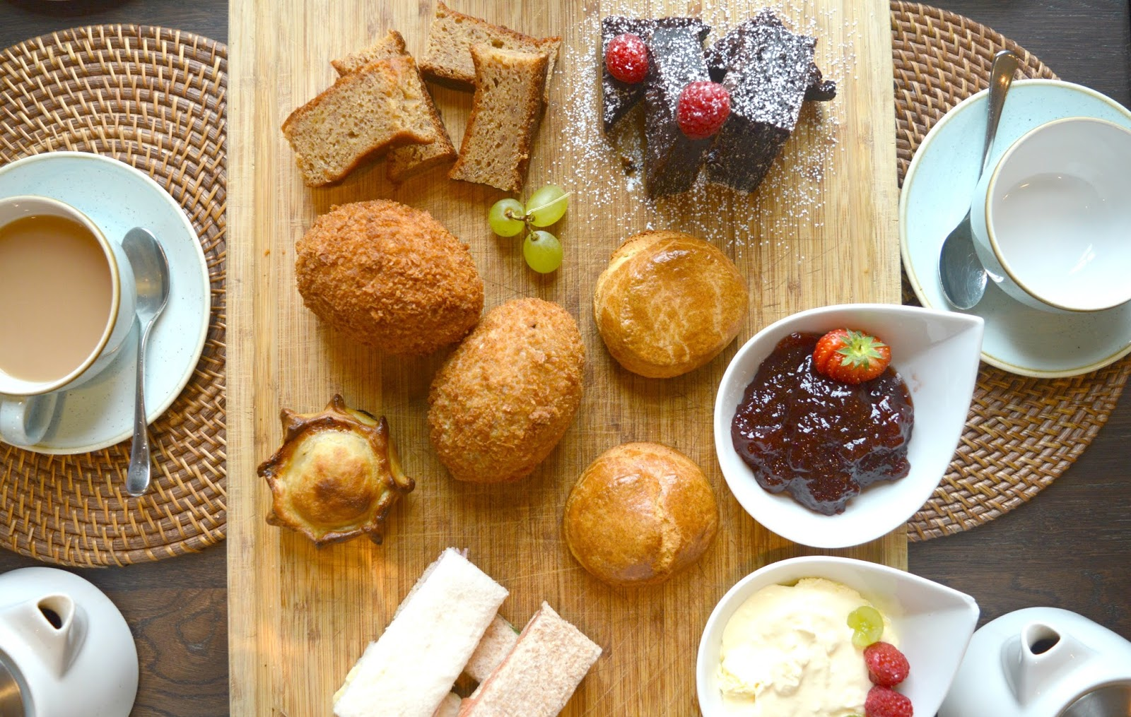 Afternoon Tea at The Painswick Hotel