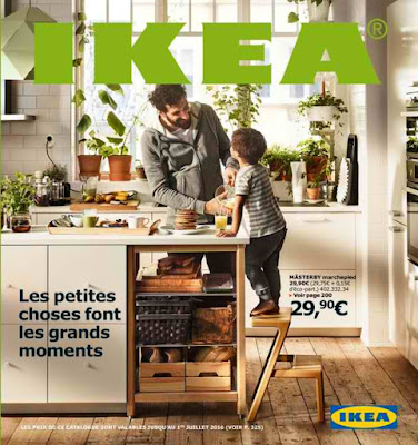 IKEA FRANCE CATALOGUE 2016