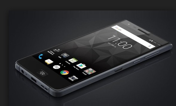 BlackBerry Motion(Krypton) Leak Reveals Full Touchscreen Phone