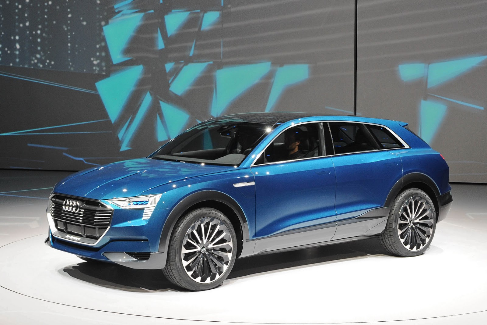 Electric Audi Q6 E-Tron Will Reportedly Be Produced In