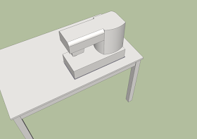 Sewing Table Tutorial - Step 1