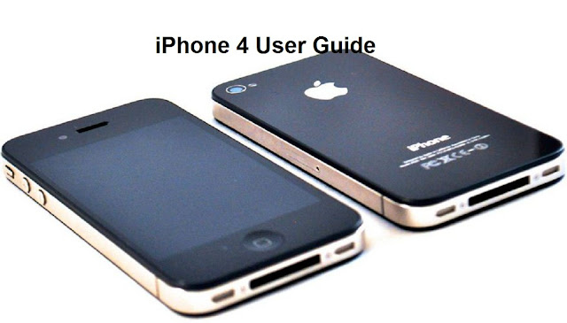 Apple iPhone 4 32GB User Guide and Manual Download PDF