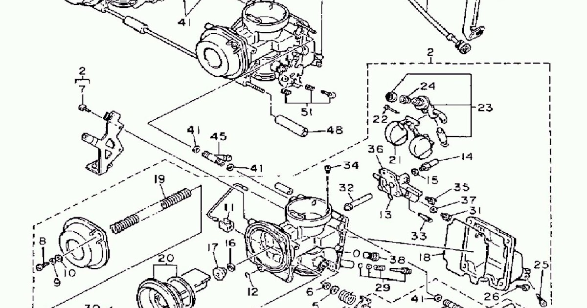 Fzr 600 Carb Diagram