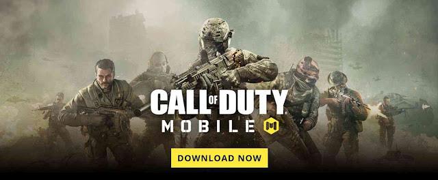 تنزيل لعبة كول اوف ديوتي للأندرويد - Download Call Of Duty Legends Of War Mobile