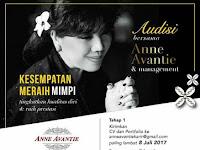Anne Avantie buka lowongan kerja