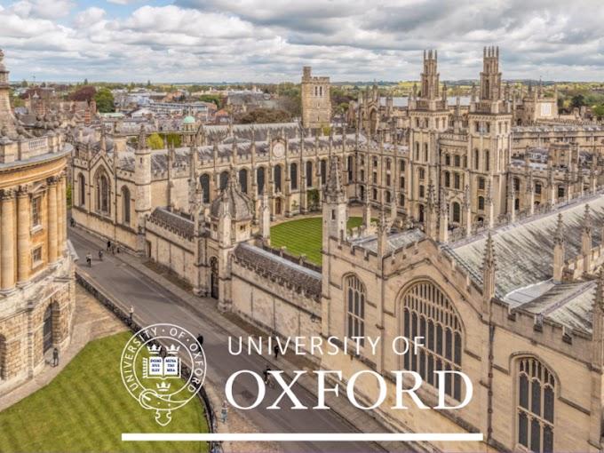 Beasiswa Kuliah Online di Oxford University tentang Kemiskinan