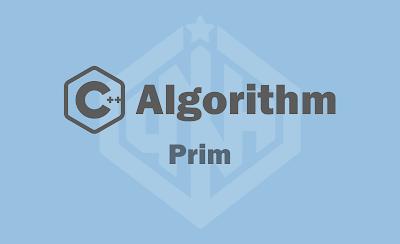 Thuật toán Prim - Tìm Cây Khung Nhỏ Nhất