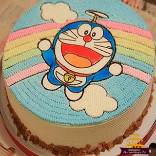 bánh-sinh-nhật-doremon-dễ-thương