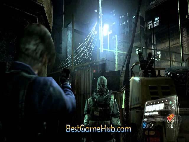 Resident Evil 6 Repack PC Repack Game Free Download