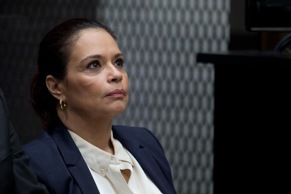 Vicepresidenta de Guatemala al servicio de Los Zetas