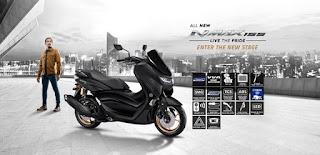 Yamaha Perkenalkan All New NMax 155 ABS dan Non ABS