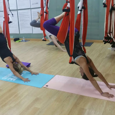 aero yoga barcelona