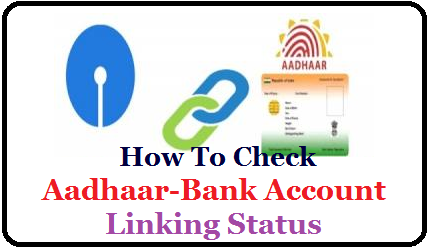 How To Check Aadhaar-Bank Account Linking Status Link Aadhaar Card To Bank Account | Check Aadhaar & Bank Account Linking Status |How To Check Aadhaar-Bank Account Linking Status Online | How to Check Aadhaar and Bank Account Linking Status Through Mobile | Aadhaar-Bank Account Linking Status: How To Check It Online Via UIDAI Tool | How To Check Aadhaar & Bank Account Linking Status | Check your Aadhaar/VID and Bank Account Linking Status in NPCI mapper. | How to Check Aadhaar and Bank Account Linking Status Online | Link Aadhaar Card To Bank Account Check Aadhaar & Bank Account Linking Status/2020/04/how-to-check-aadhaar-bank-account-linking-status-know-the-process-onlione-mapping-through-netbanking-atm-mobile-app-uidai-gov-in.html