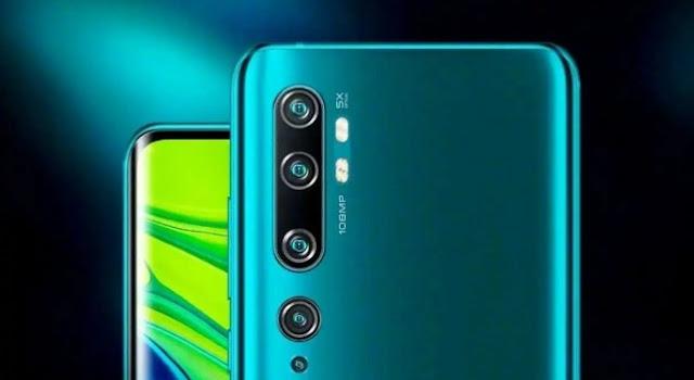 Spesifikasi dan Harga Xiaomi Note 10 Pro