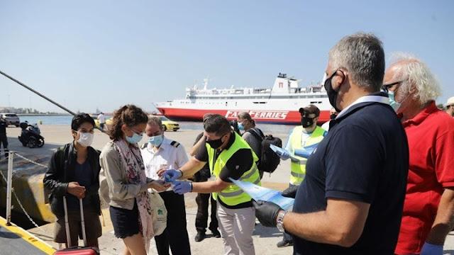 Ποια έγγραφα απαιτούνται για ταξίδι με πλοίο