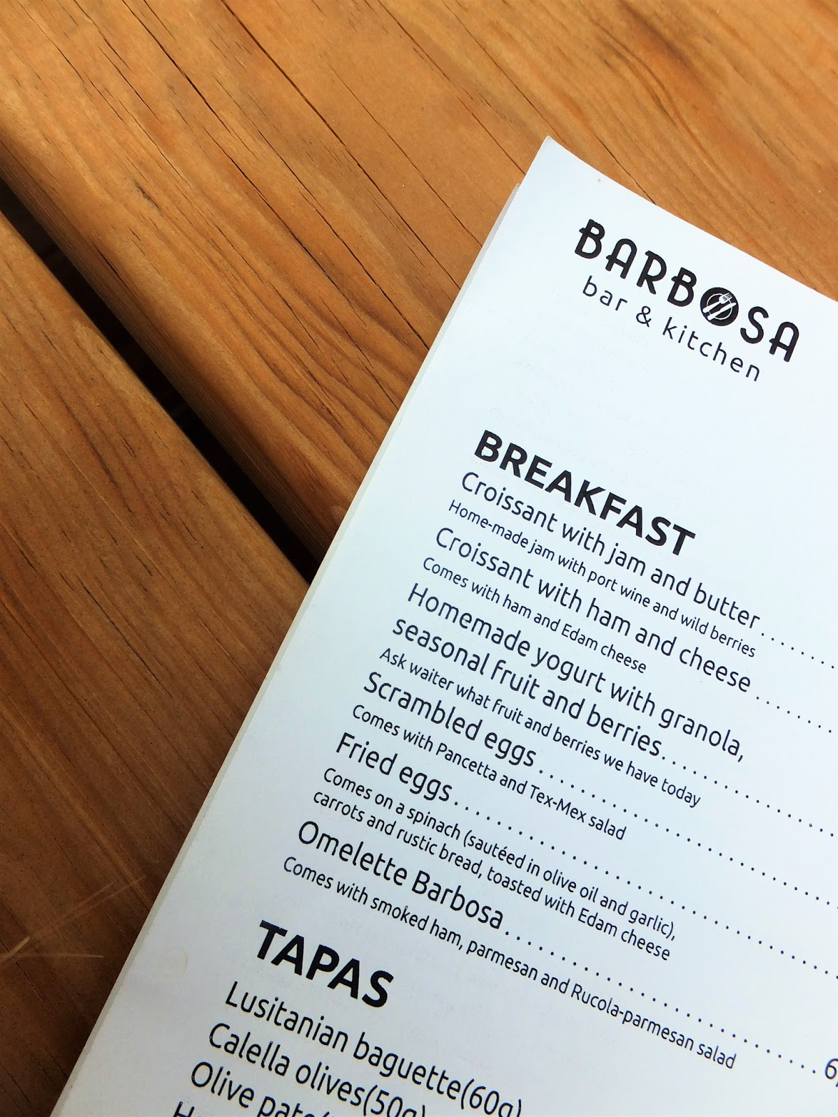 Barbosa-Breakfast-Menu