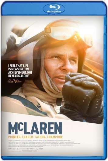 McLaren: La carrera de un campeón (2017) HD 1080p y 720p Latino