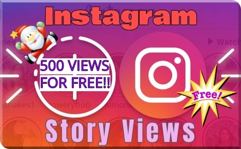 Free Instagram Story Views