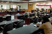 Wakapolda Sulut Buka Sidang Penentuan Seleksi Sespimti Polri Dan PKN TK-I LAN RI TA 2021