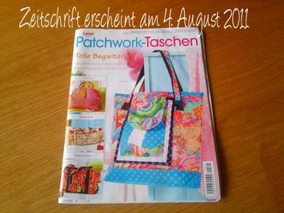 Verflixt und ANGE_näht: Juli 2011