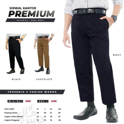 Kurta Kantor Premium