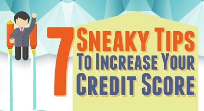 7 Tips To Increase Your Credit Score