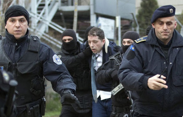 The Russians disclose Kosovo Police Officers who arrested Djuric