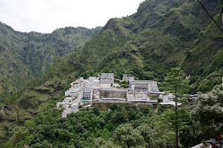 Places to visit in Jammu and kashmir ( Vaishno devi )