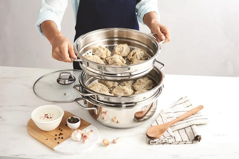 """Karaca'dan Yeni """"Mutfaksever"""" Pişirme Grubu"""