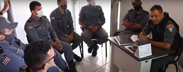 COMANDO DO 15º BPM ELABORA PLANO DE COMBATE AO USO E TRÁFICO DE DROGAS E OUTRAS MODALIDADES CRIMINOSAS PARA O MUNICÍPIO DE BOM LUGAR, MA