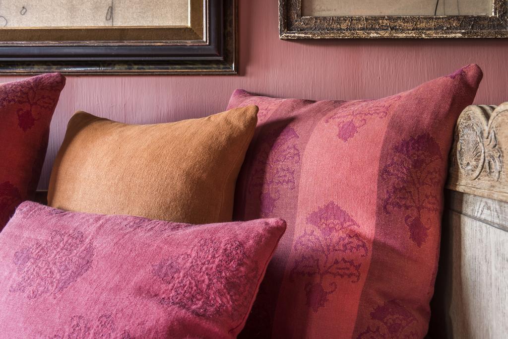 Belgian interior design by Natalie Haegeman in Odevaere White Rooms Bruges Apartment - found on Hello Lovely Studio