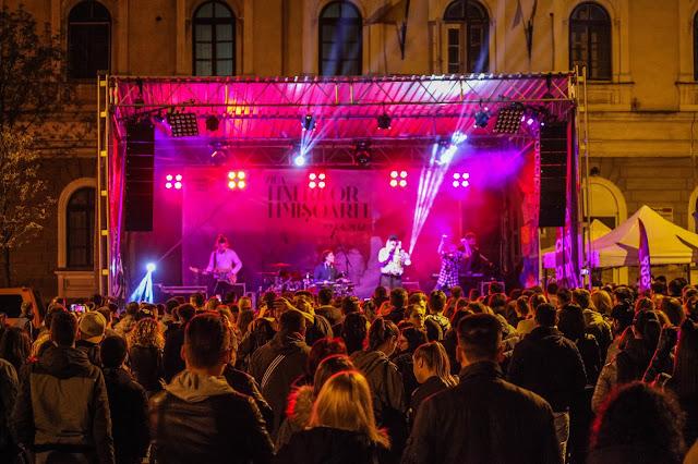 Concerte cu Loredana, Antonia, The Motans şi Carla's Dreams la Zilele Orasului Timisoara. Programul celor 3 zile al manifestărilor.