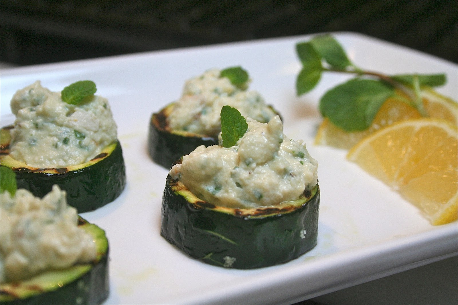 """""""Buzzings"""" from Cocktail Buzz: Gussy Up Zucchini with This ..."""