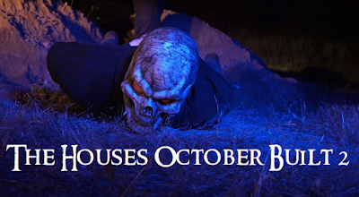 haunted house movie october