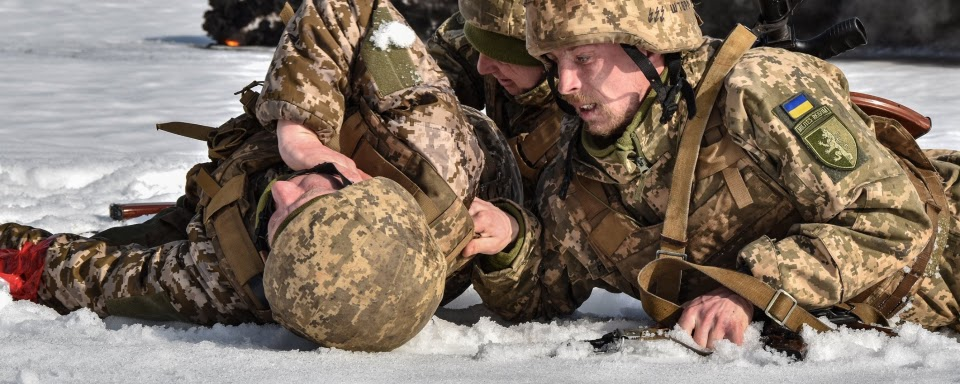 Командувач Сухопутних військ заохотив преміями поранених