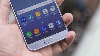 Khắc phục Samsung J7 tự nhiên tắt nguồn