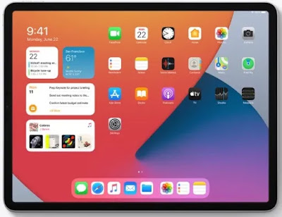 Features of iOS 14 In iPad