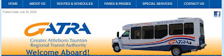 Greater Attleboro Taunton Regional Transit Authority (GATRA) Survey
