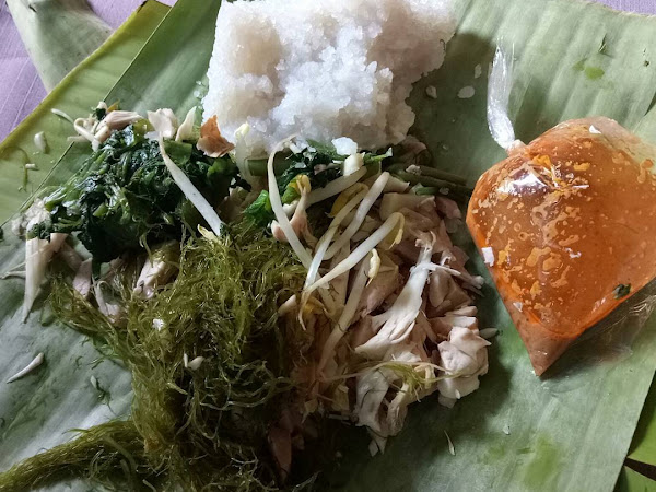 Horok-Horok Kuliner Tradisional Khas Jepara yang Harus Dilestarikan