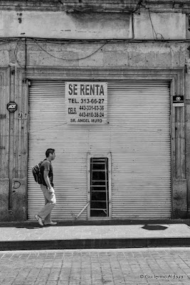 En Morelia (Michoacán), by Guillermo Aldaya / AldayaPhoto