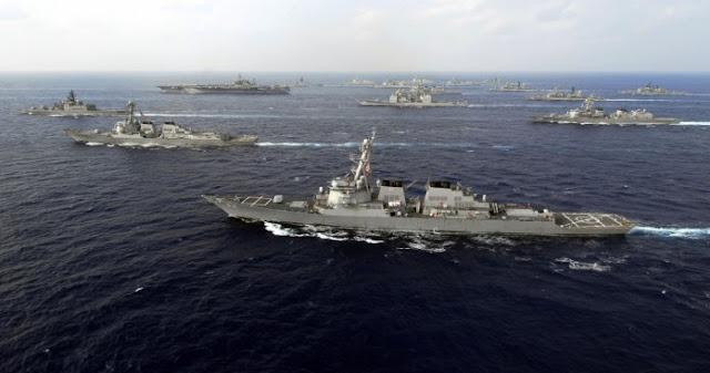 سفن الناتو في المتوسط باتت على تخوم المياه الإقليمية السورية