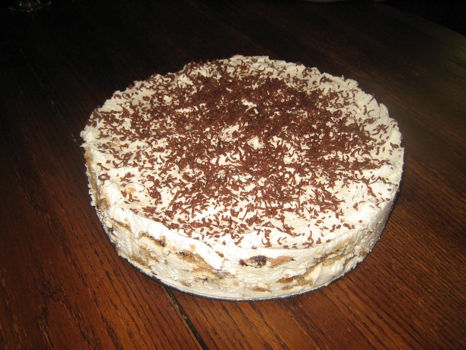 Tia Maria Torte