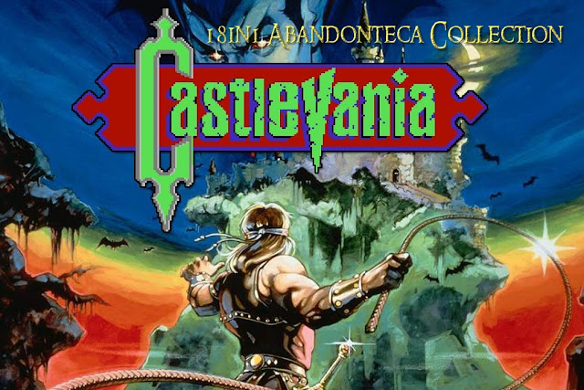 Castlevania 18in1 Abandonteca Collection